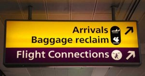 Picture of Airport Sign