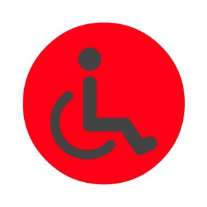 Wheelchair Icon-2